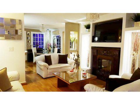 alquiler casa 5 recamaras amoblado ph albrook green valley 2550