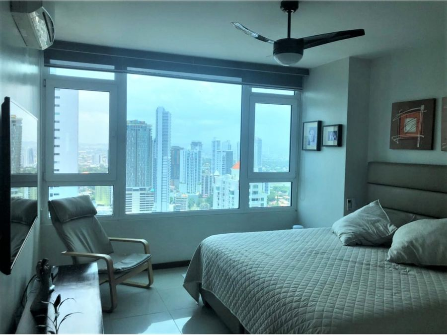 alquiler apartamento 3 recamaras vista al mar ph cabomarzo 1690