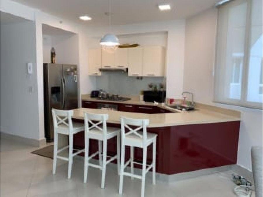 venta de apartamento costa del este 3 recamaras linea blanca 280000