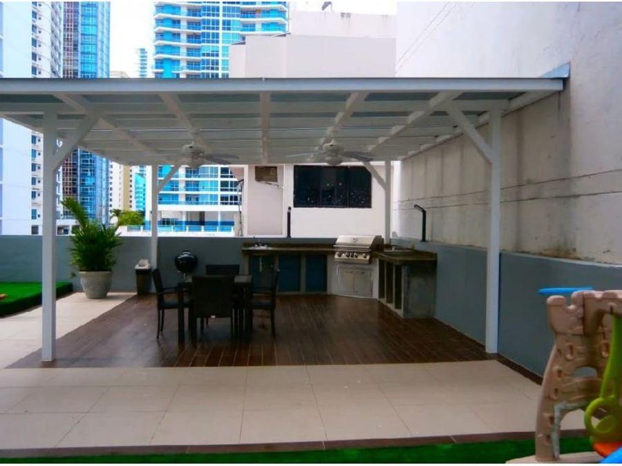 venta en bella vista 2 recamaras amoblado ph blue park 245000
