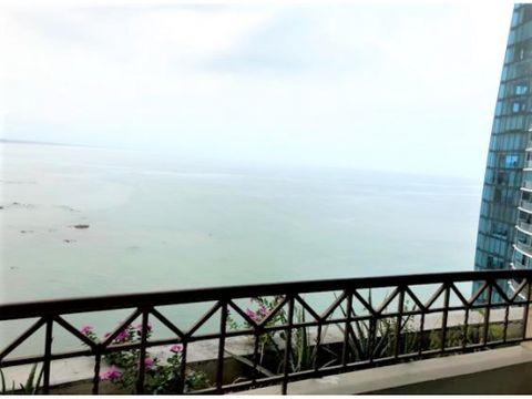 venta apartamento punta pacifica 3 recamaras ph pacific point 750000