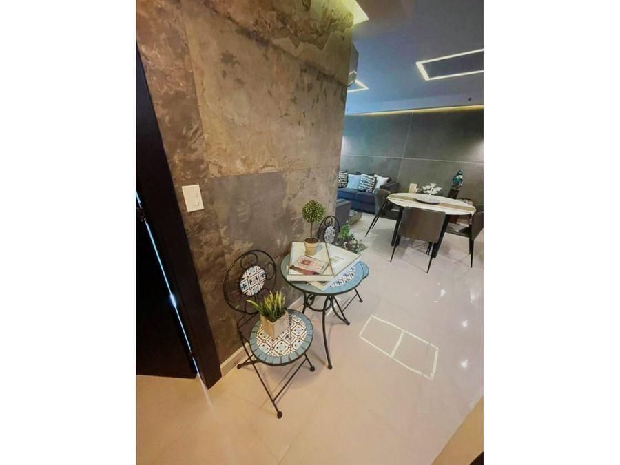 alquiler carrasquilla 2 recamaras nuevo ph residencias del sol 1100