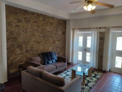 alquiler apartamento casco viejo 1 recamara amoblado 875