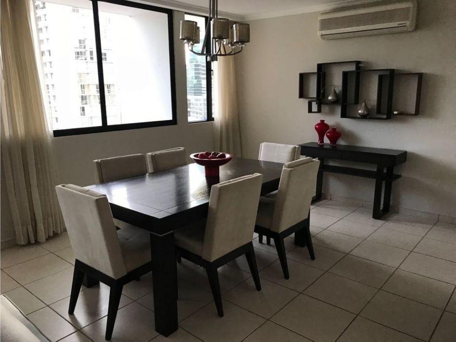 alquiler apartamento 2 recamaras amoblado ph vista pacifica 1390