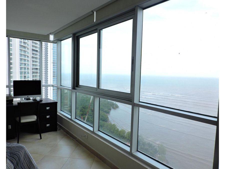 alquiler apartamento e 1 recamara vista al mar ph riverside 1450