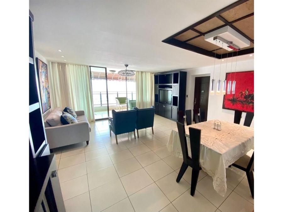 venta apartamento 3 recamaras con vista al mar ph baleares 325500