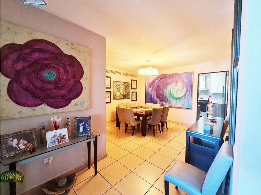 venta apartamento san francisco 3 recamara ph pacific bay 370000