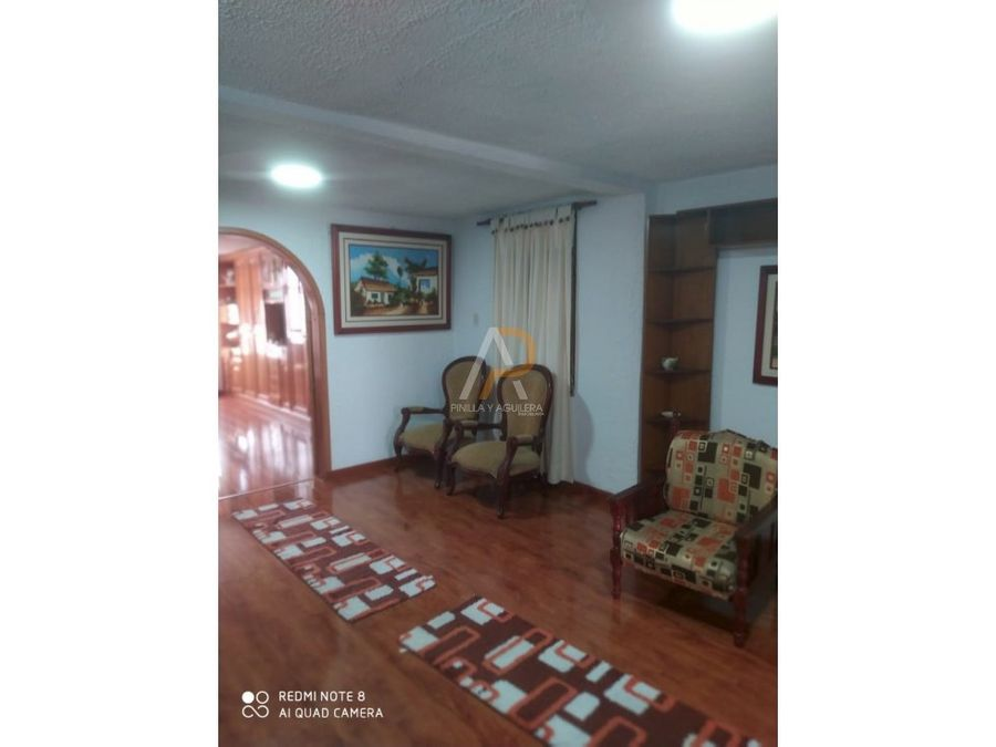 venta de hermosa casa en villa del rio bogota