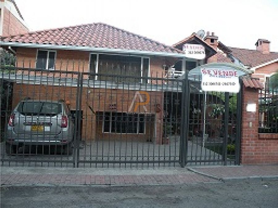 venta casa campestre en cota cundinamarca