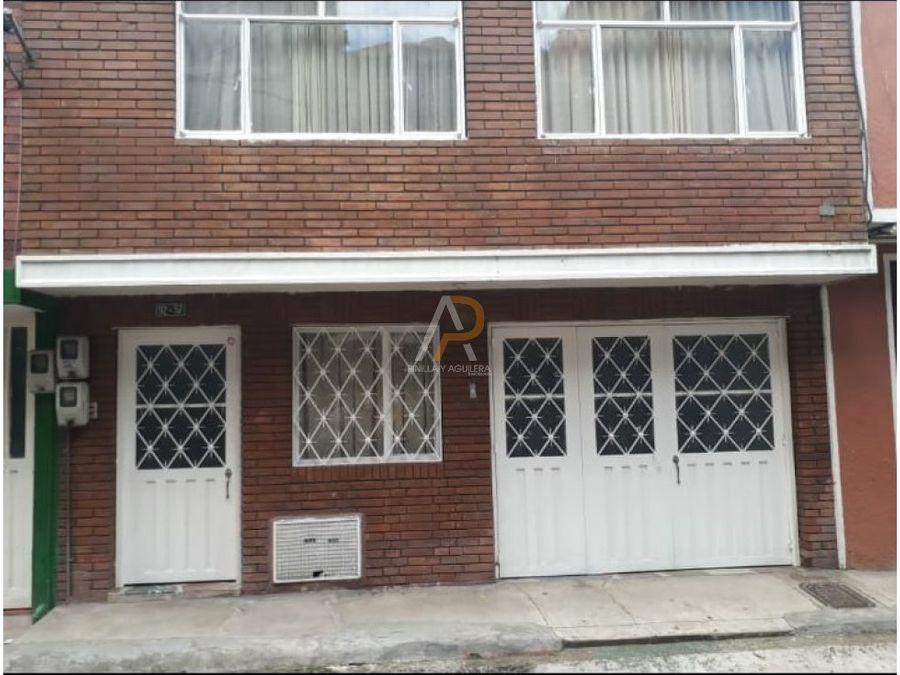 venta de casa suba rincon