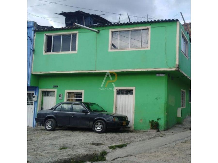 venta de casa esquinera gran yomasa