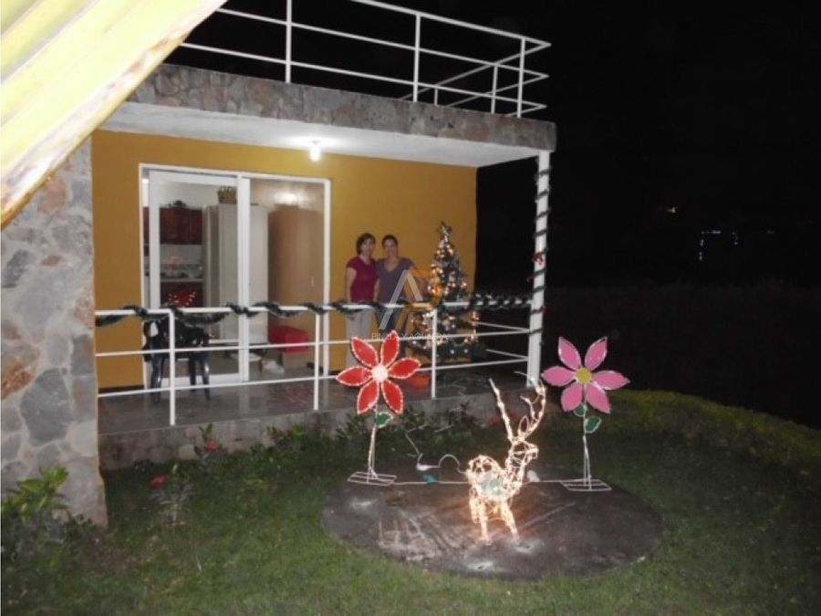casa en chinauta la coralita