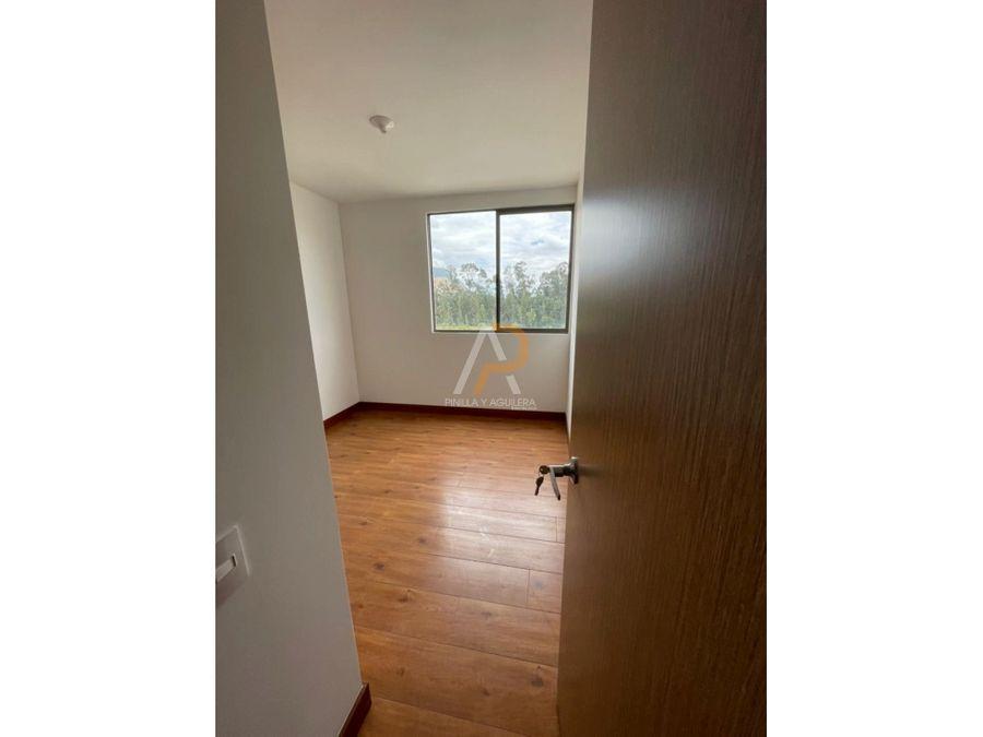 apartamento en venta o arriendo conjunto senderos de girasoles cajica