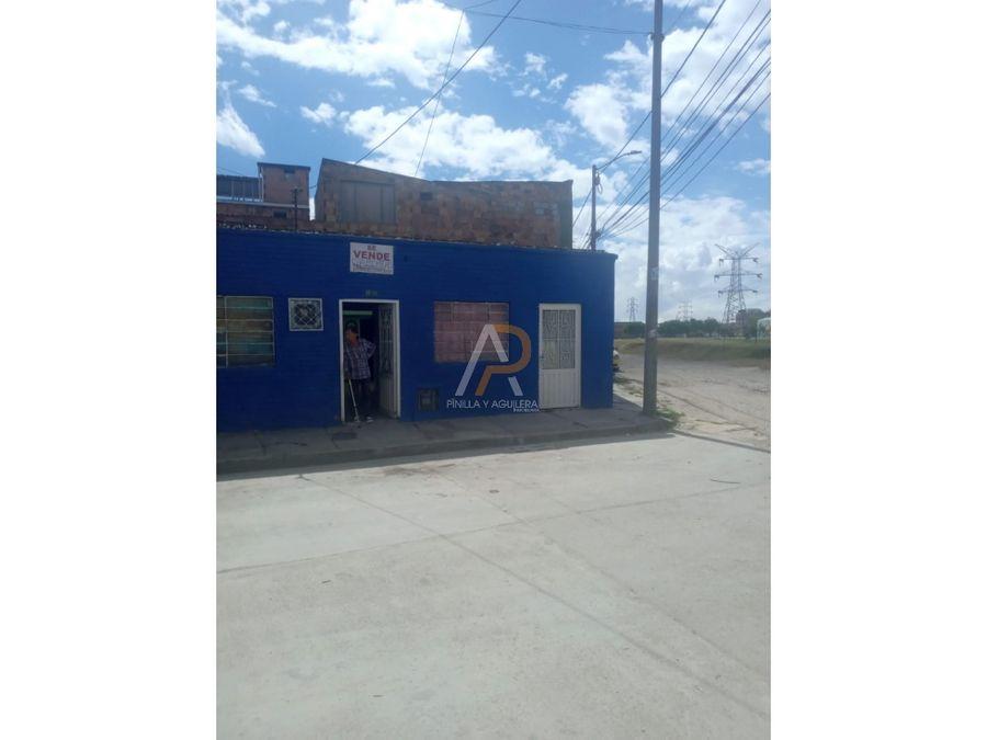 super oferta casa para proyecto alqueria la fragua bgta