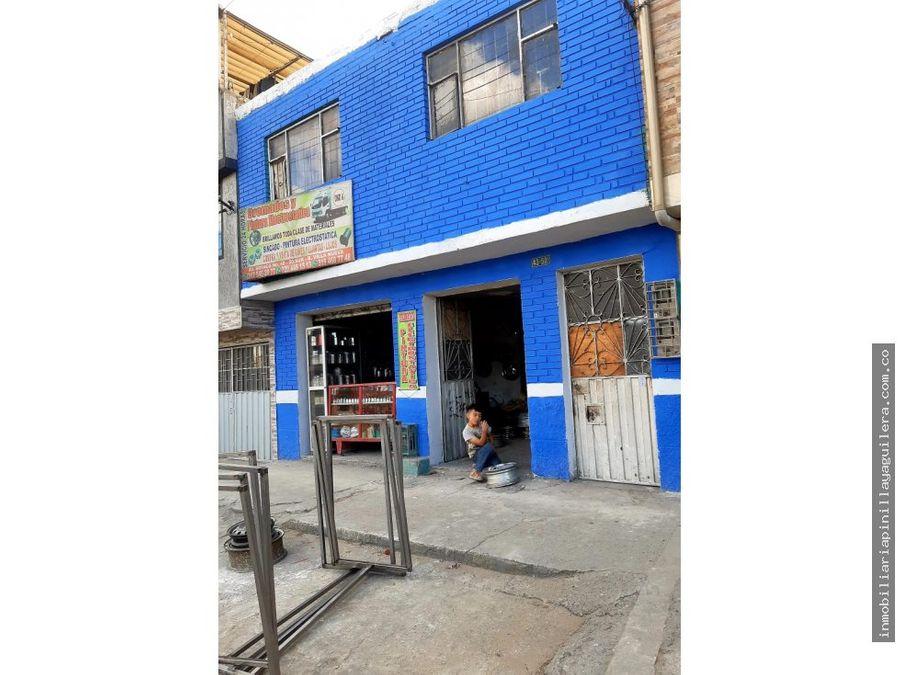 vendo casa comercial av boyaca delicias