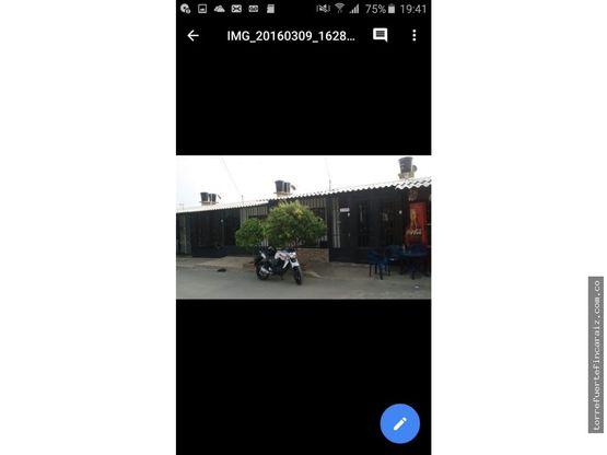 vendo casa barrio portal de mauricio 2 girardot