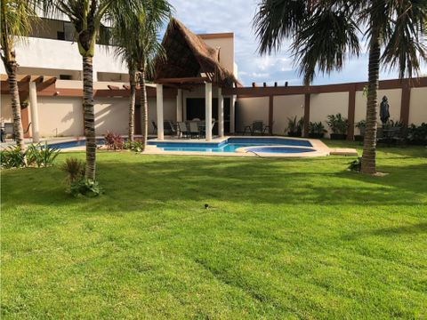 departamento en venta cancun centro 118 m2 2 recamaras 368 mxn