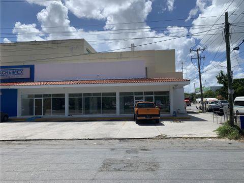local en alquiler en cancun nichupte 192 m2 45000 mxn
