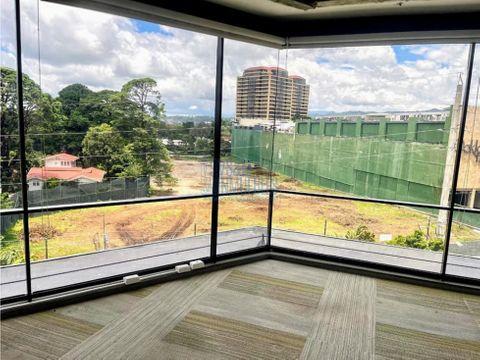 oficina en renta o venta desing center zona 10 nivel medio