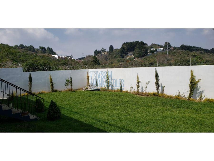 casa amplia prados de san vicente caes km 185