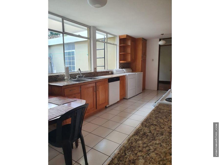 vhii zona 15 rento casa para vivienda u oficinas a puerta cerrada