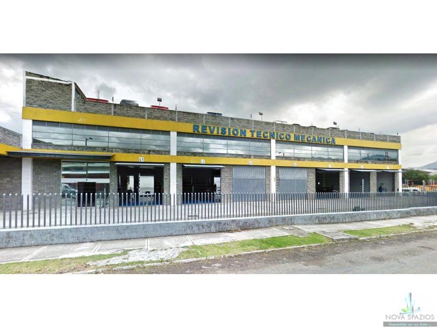 vendo edificacion comercial e institucional 5326m2