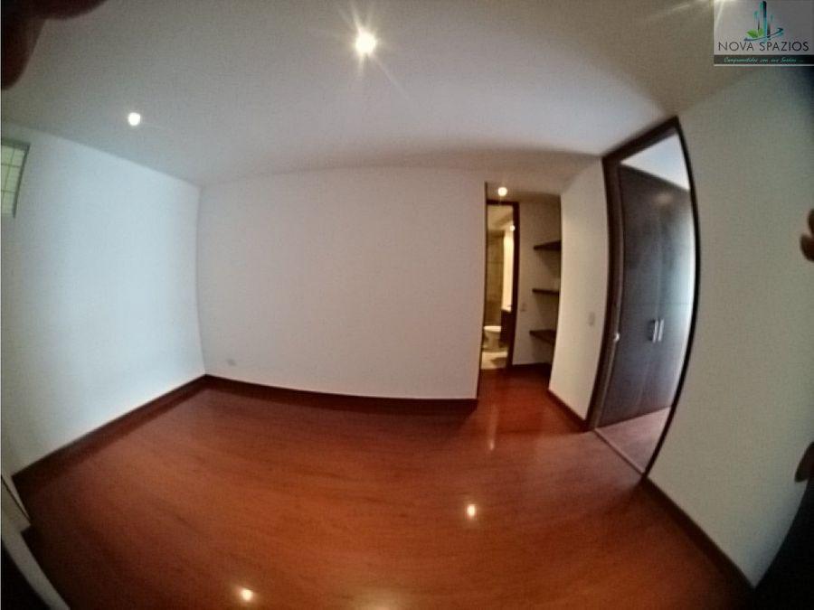 arriendo apartamento confortable norte 86m2 garaje