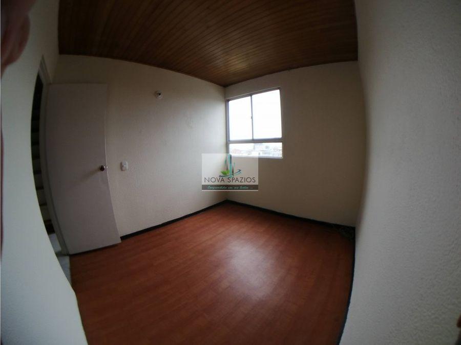 arrendamos apto plaza de las americas techo 55m2