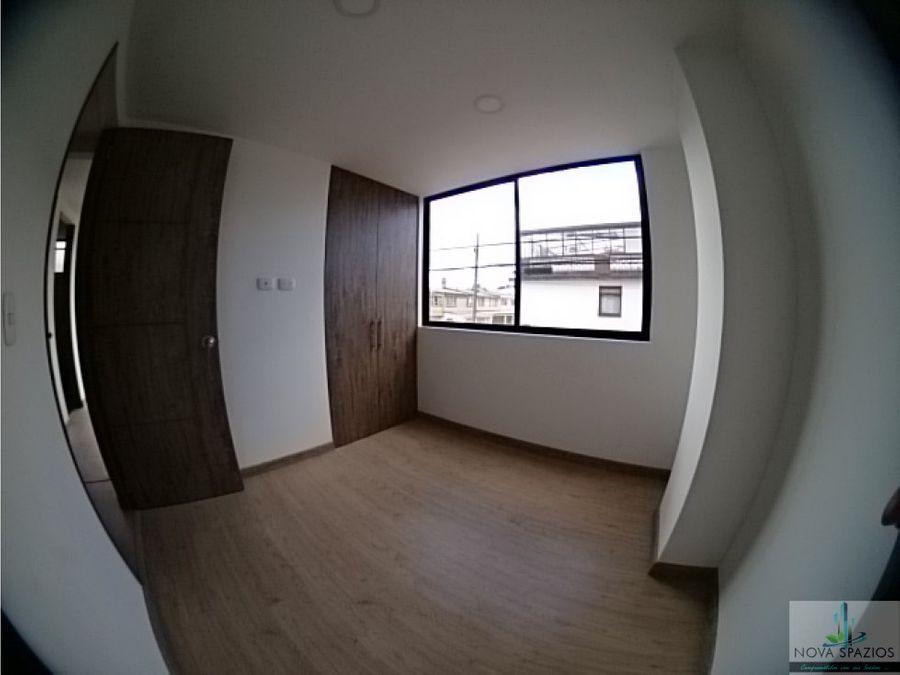 vendo apartamento santa isabel estrenar 60m2