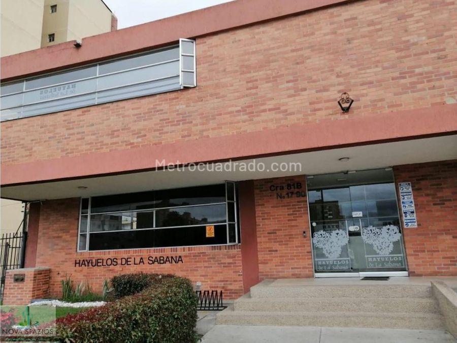venta apartamento sabana de hayuelos 69 m2 3h 2b 1g