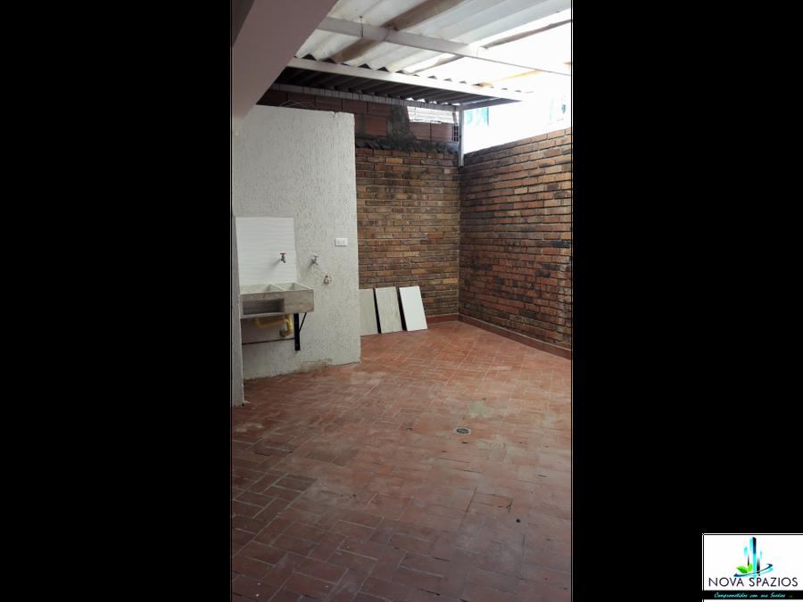 arrendamos apto jazmin amplio moderno 65m2 patio 3h 2b
