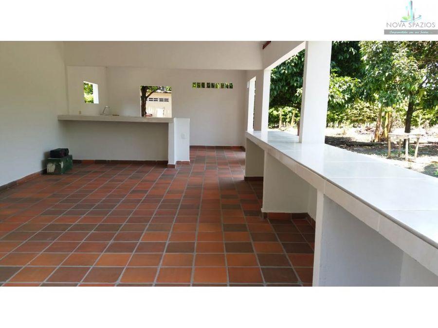 vendo casa finca vacacional armero guayabal tolima