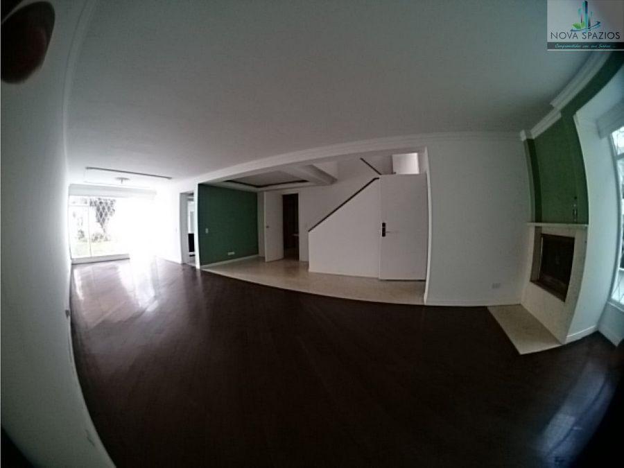 vendemos casa cedro golf 245mt2 oportunidad