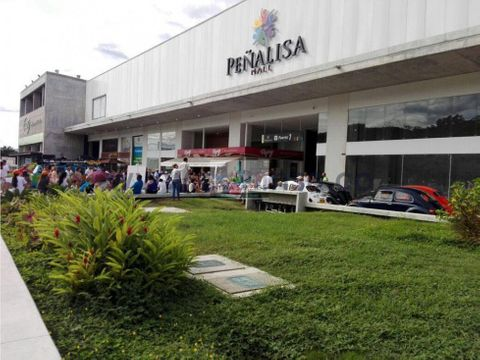 arriendo local penalisa mall girardot 74m2 mezan