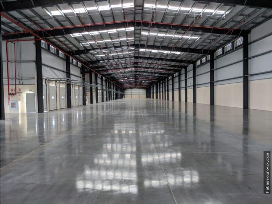 bodega llano bonito juan diaz alquiler centro logistico