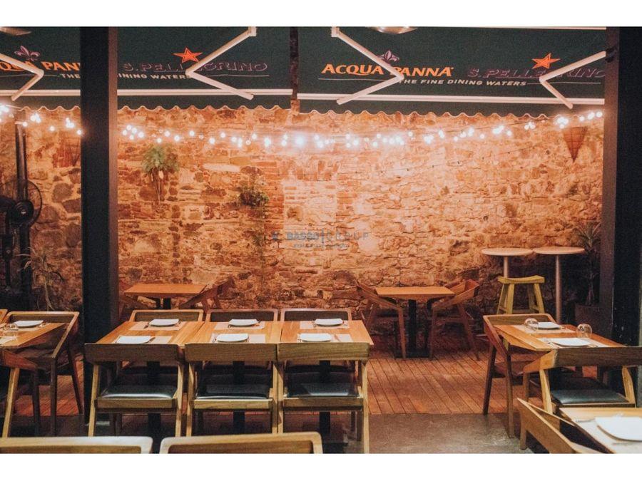 local restaurante casco viejo alquiler o venta