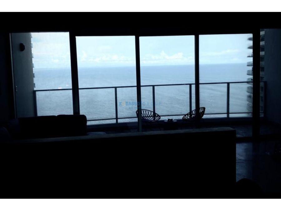 ph pacific village punta pacifica alquiler vista al mar