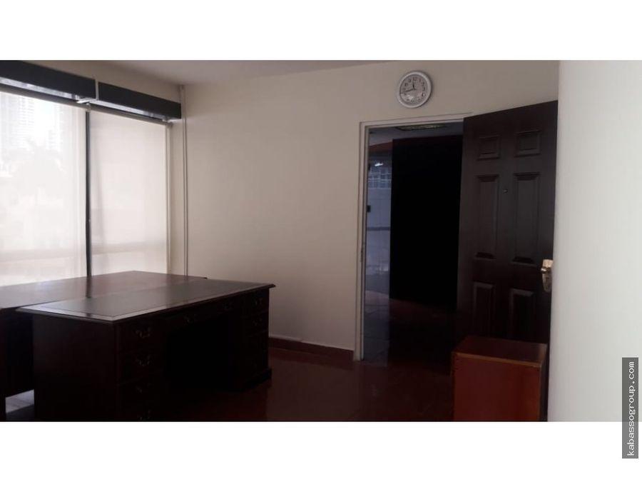oficinas torre bac avenida balboa alquiler