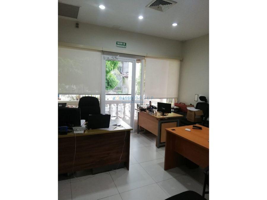 oficinas casa comercial san francisco alquiler