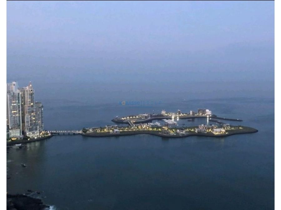 lotes ocean reef island punta pacifica oportunidad de inversion