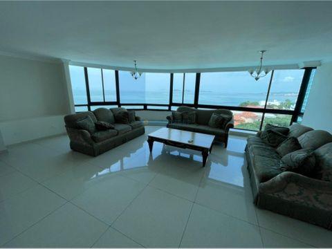 ph coastal tower punta paitilla alquiler vista al mar