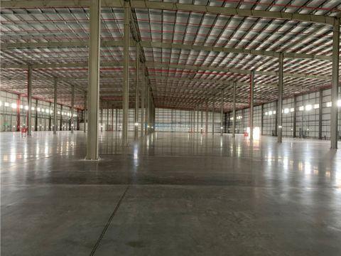 bodegas zona libre 1 piso parque logistico