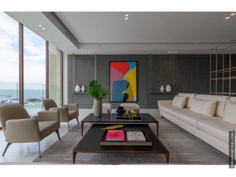 alquilo espectacular apartamento en the residences punta pacifica
