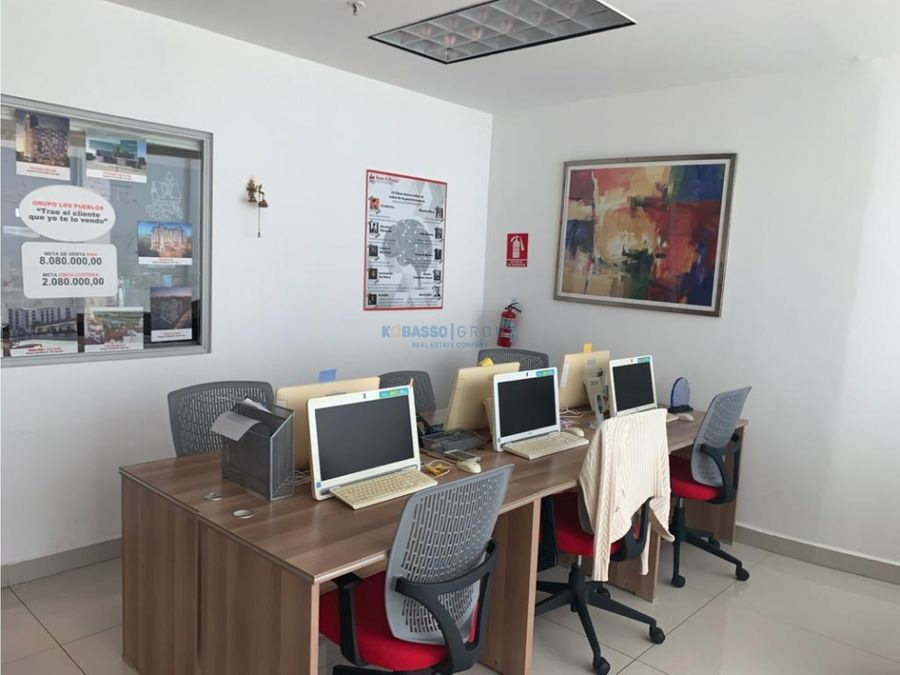 oficinas revolution calle 50 alquiler o venta