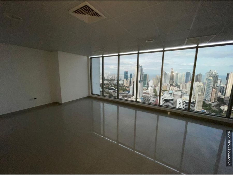 oficinas en torre bicsa avenida balboa alquilervarios metrajes