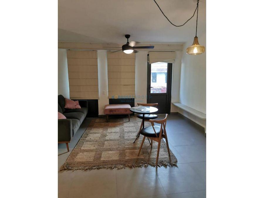apartamento tipo loft en casco viejo plaza policia