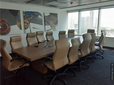 alquilo oficina en torre de las americas varios metrajes