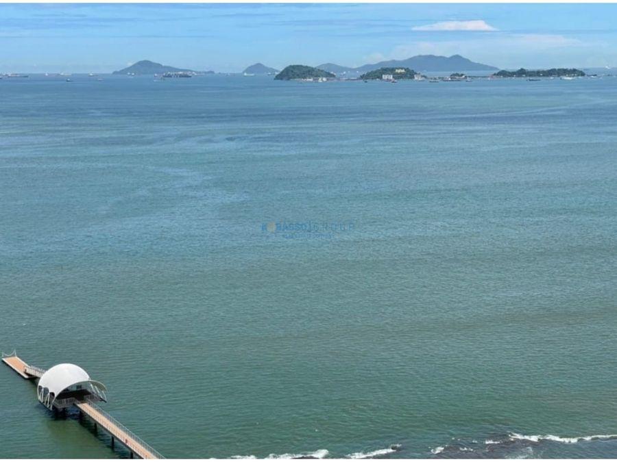 ph q tower punta pacifica alquiler vista al mar