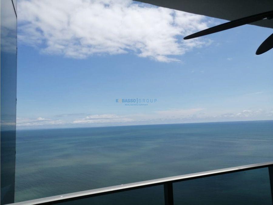 ph grand tower punta pacifica alquiler vista al mar