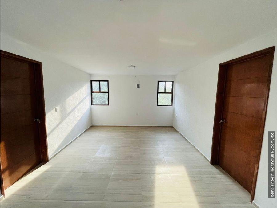 casa nueva en renta centro lerma